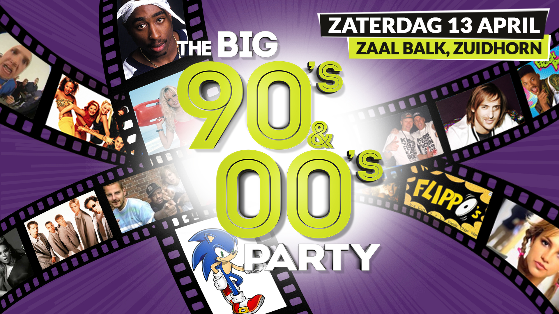 The Big 90's & 00's Party